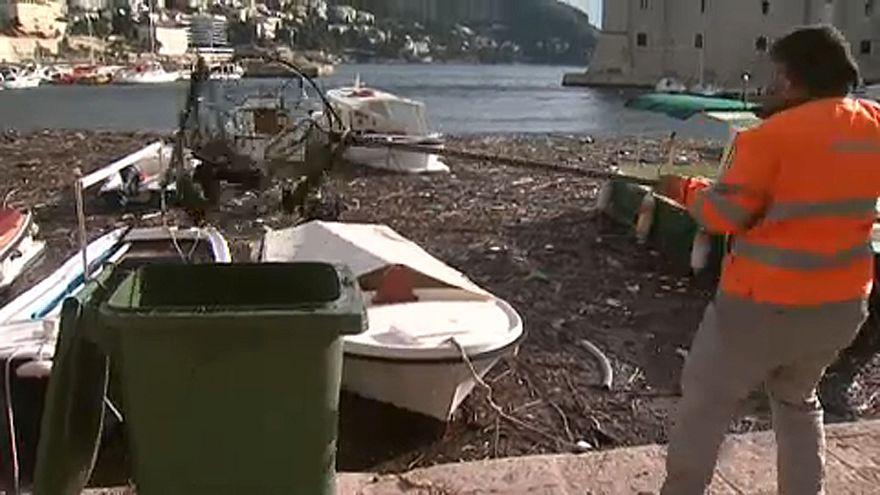 Ντουμπρόβνικ: «Χωματερή» το μνημείο της UNESCO