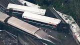 Accident aux Etats-Unis : le train roulait trop vite