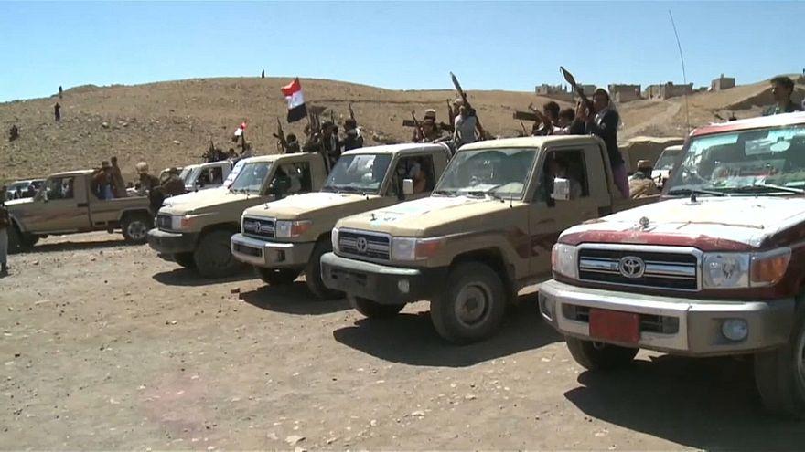 Yemen'deki Husilerden Suudi Arabistan'a füze saldırısı
