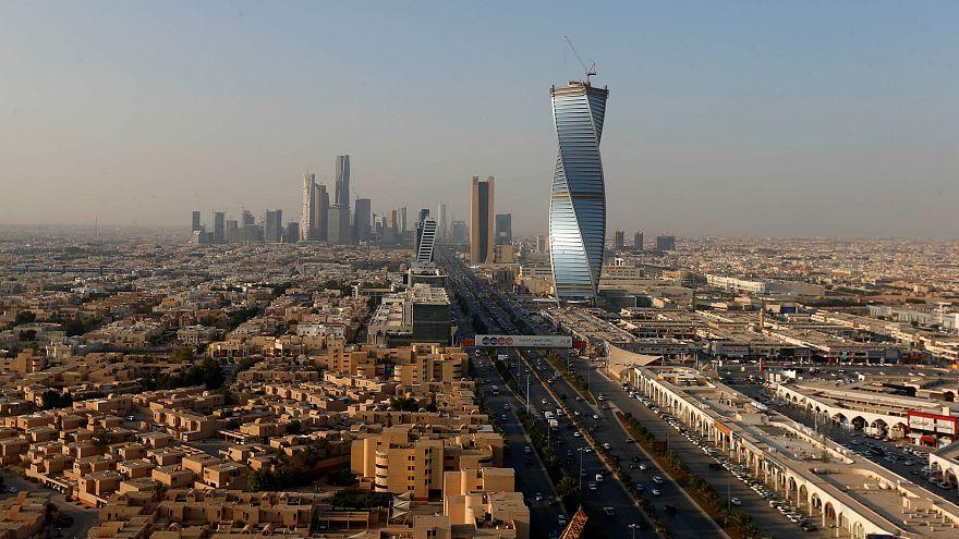 Lo skyline di Riyad