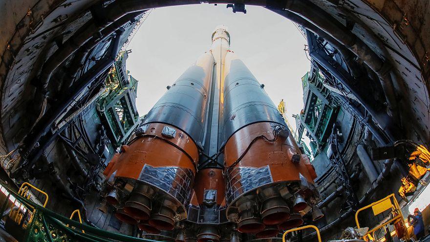 Soyuz: l'aggancio proprio sopra l'Italia