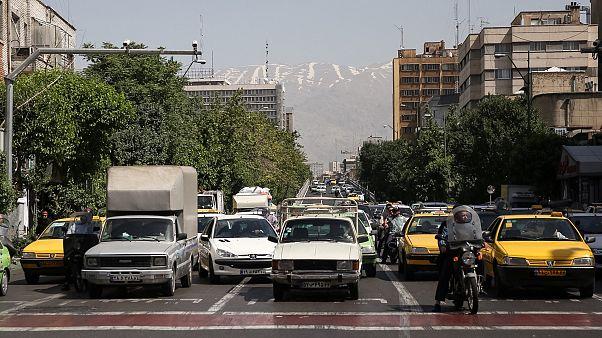 A street in Tehran