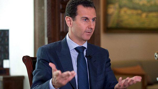 Μπασάρ Αλ Ασαντ: ΗΠΑ και Γαλλία στήριξαν τους προδότες
