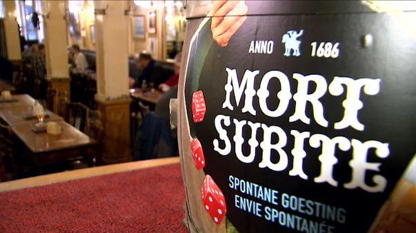 La bière belge Mort Subite veut s'exporter