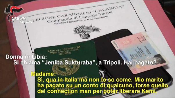 """""""Tratta delle nigeriane"""". Carabinieri sgominano una banda tra Livorno e la Calabria"""