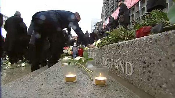 Felavatták a berlini terrortámadás áldozatainak emlékművét