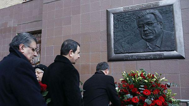 Rus Büyükelçi Andrey Karlov anıldı