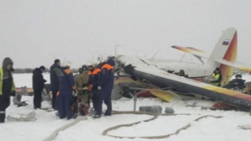 Авиакатастрофа в Нарьян-Маре
