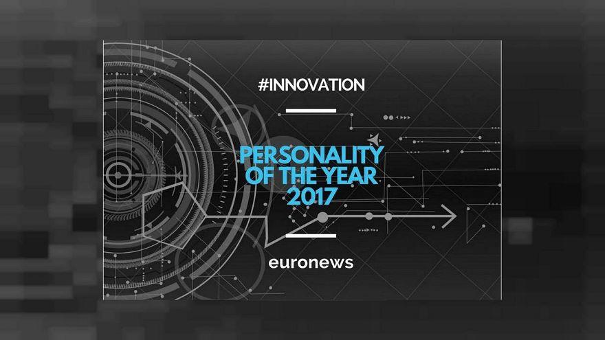 Vota: ¿Quién debería ser la Persona Innovadora del Año de Euronews?