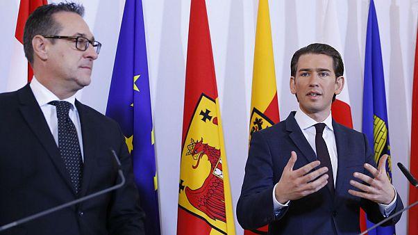 Autriche : les points clés du programme du gouvernement ÖVP/FPÖ