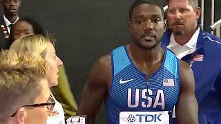 Gatlin demite treinador por ter aliciado contrabando de doping