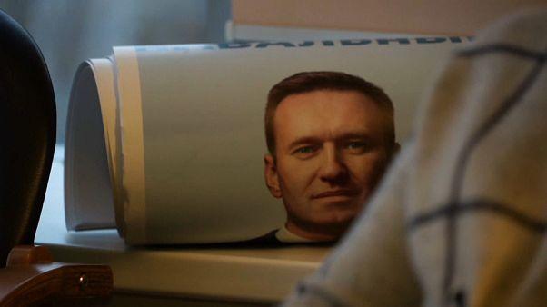 Navalny ne perd pas espoir
