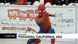 Подарки от Человека-паука