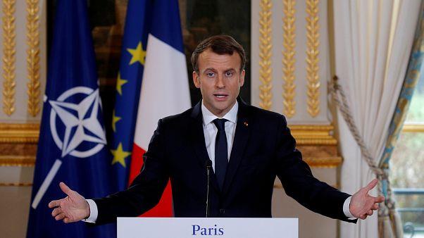 Macron - Assad : la guerre des mots