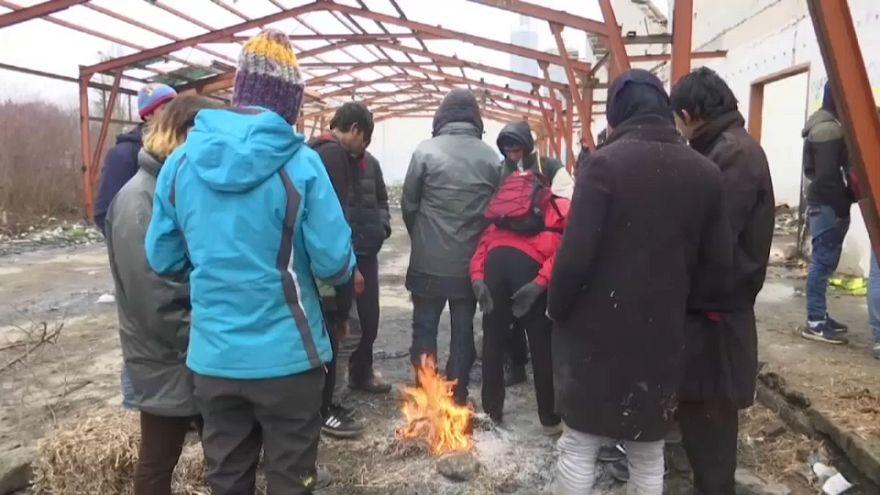 La Serbie, zone d'attente de migrants en mal d'Europe