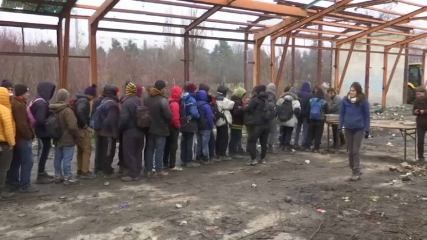 Sırbistan'daki mülteciler zor şartlar altında yaşamaya devam ediyor