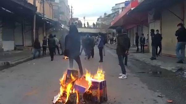 Zavargások Kurdisztánban