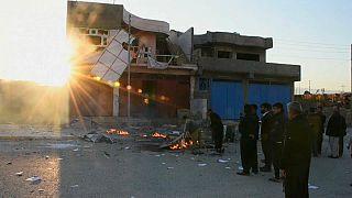Colère dans les rues du Kurdistan