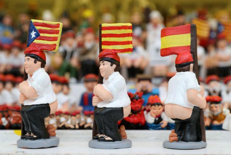Une participation proche de 35 % à la mi-journée — Elections en Catalogne