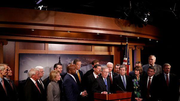 ΗΠΑ: Η Βουλή των Αντιπροσώπων υπερψήφισε το φορολογικό νομοσχέδιο των Ρεπουμπλικάνων