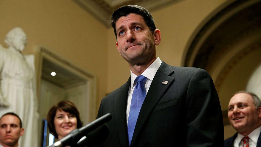 Etats-Unis : la chambre adopte la réforme fiscale de Donald Trump