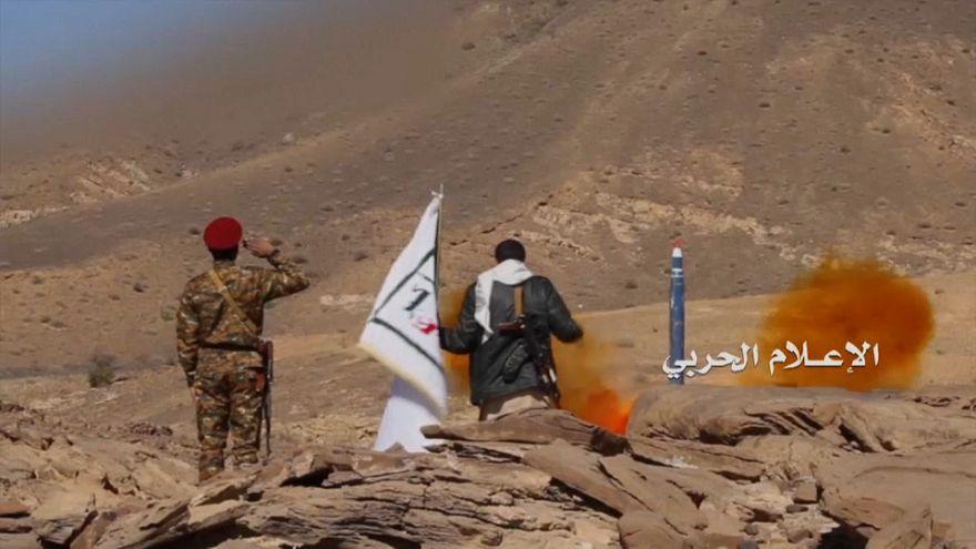 Arabia Saudí ha interceptado un misil lanzado por rebeldes hutíes del Yemen