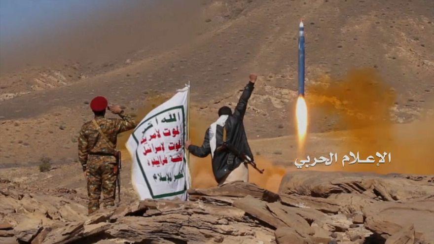 Saudi Arabia intercepts missile aimed at Riyadh