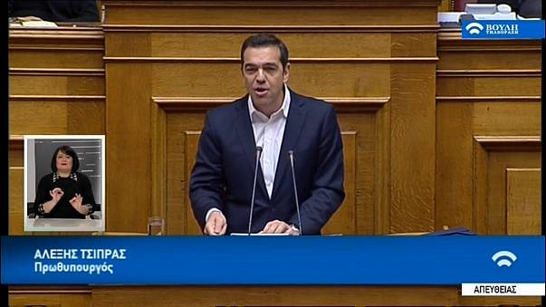Greek PM heralds end of bailout era