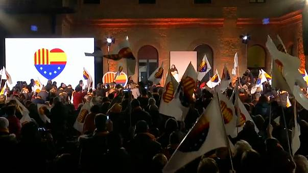 Campaigning  comes to a close in Catalonia