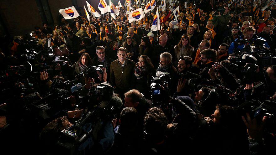 Fin de la campagne électorale en Catalogne