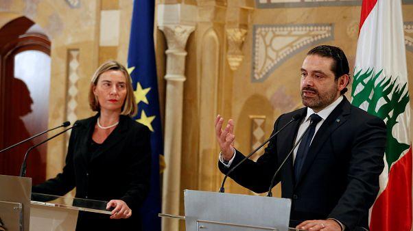 """Siria: Mogherini """"ritorno rifugiati dopo soluzione politica"""""""