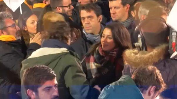 Megkezdődött a visszaszámlálás Katalóniában