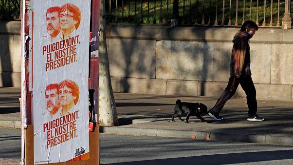 انتهاء الحملة الانتخابية المحلية لاقليم كتالونيا الاسباني
