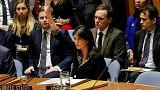 نیکی هیلی: رد پای ایران در حمله موشکی جدید به ریاض دیده میشود