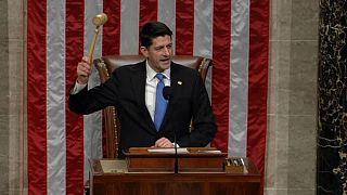 US Senate passes tax reform bill