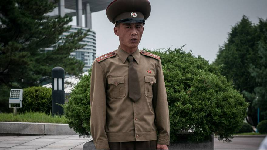 What's it like to go on a tour of North Korea?
