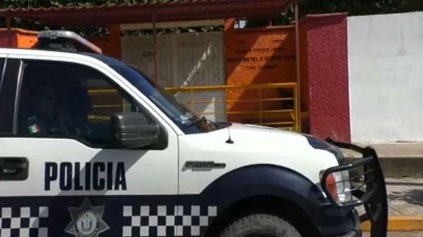 Εν ψυχρώ εκτέλεση Μεξικανού δημοσιογράφου στη σχολική γιορτή του γιου του