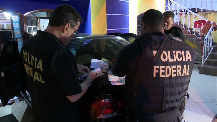 Polícia lança operação contra tráfico de droga no aeroporto do Rio