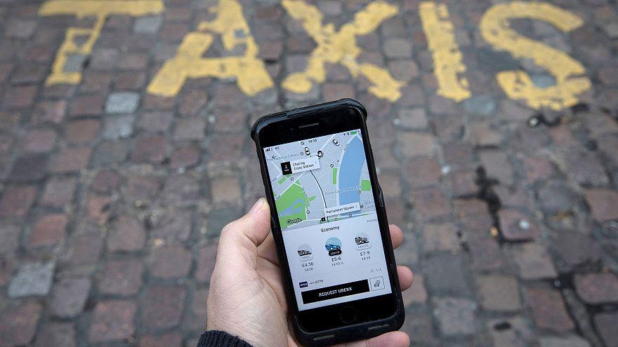 Avrupa Adalet Divanı Uber'in taksi firması olduğuna hükmetti