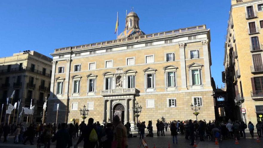 Jornada de reflexión en Cataluña