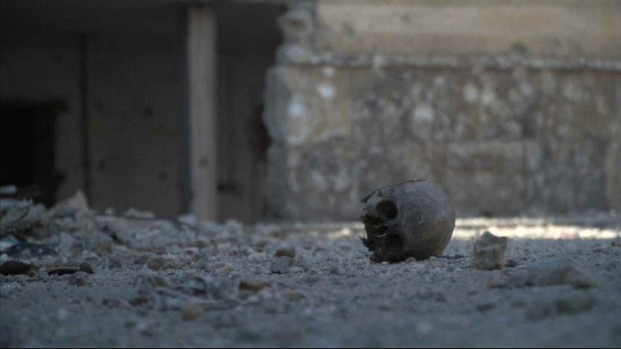 العراقيون يعدون قتلاهم