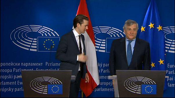 """UE: """"Austria vuole essere parte dell'Unione"""""""