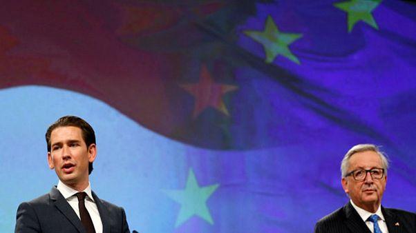 Σχόλιο - έκπληξη του Γιούνκερ για τον κυβερνητικό εταίρο του Αλέξη Τσίπρα