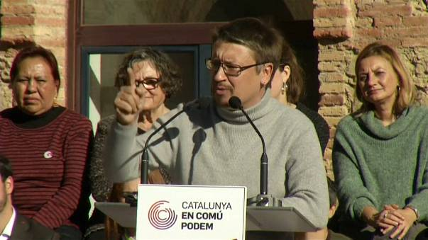 Voting begins on Thursday in Catalonia's snap regional election with opinion polls showing that Catalans are evenly divided over a split from Spain.