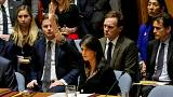 US 'taking names' of UN opponents on Jerusalem