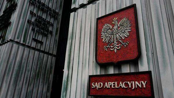 La corte Suprema e di Appello di Varsavia