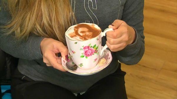 Селфиччино: найди себя в кофе