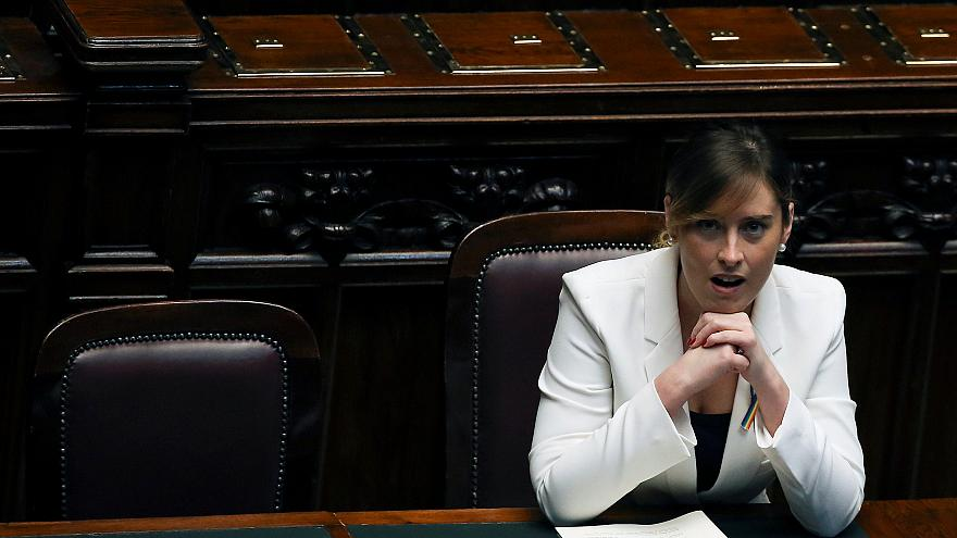 Maria Elena Boschi, Sottosegretaria di Stato alla Presidenza del Consiglio
