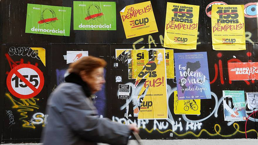 Quinta-feira de grandes decisões na Catalunha
