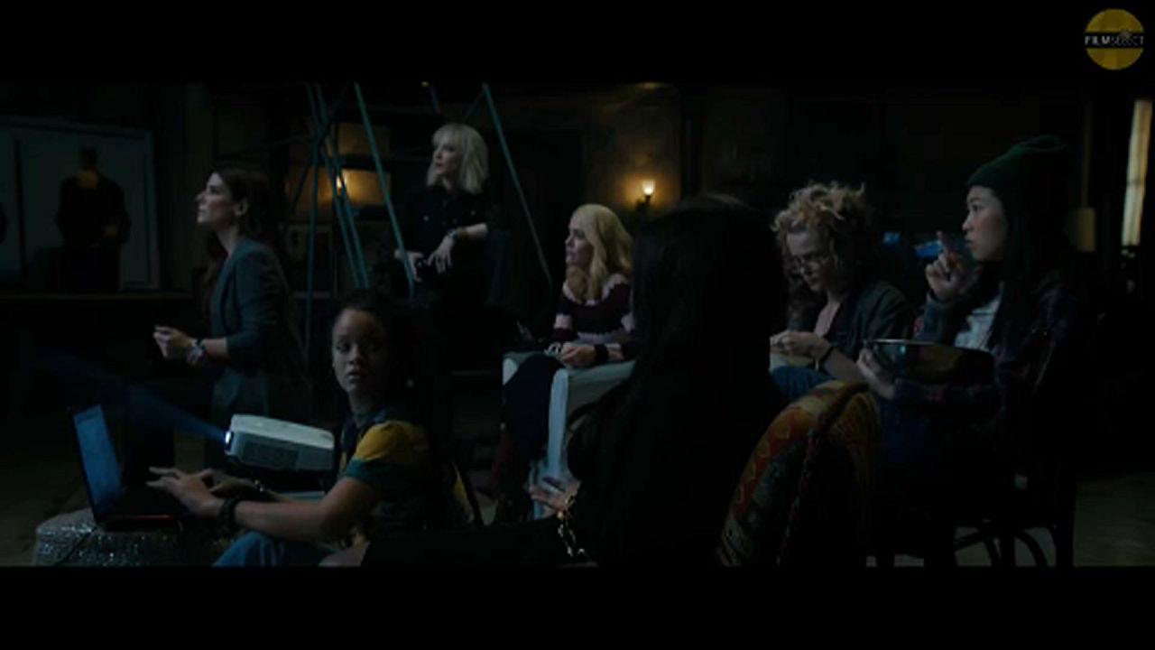 Ocean's 8: «Πρώτη γεύση» από τη γυναικεία συμμορία - Ολοκαίνουργιο τρέιλερ